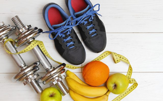 Exercise and Healthy Eating